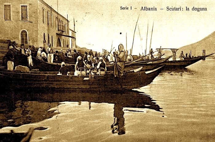 Shkodra - Peshkatarët e Bunës