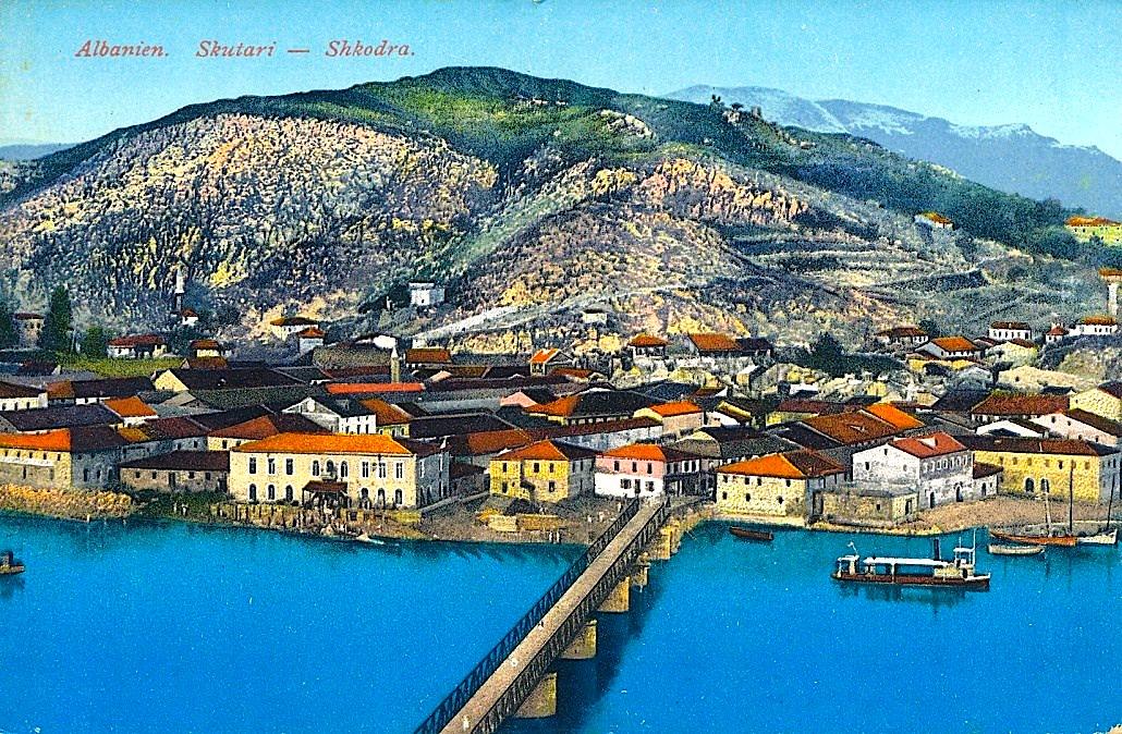 Shkodra - Urë mbi Bunë