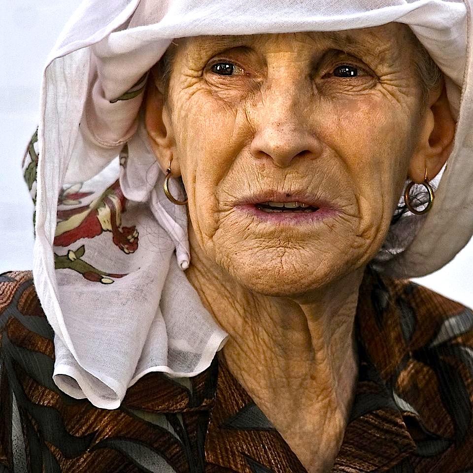 Nji nënë shqiptare