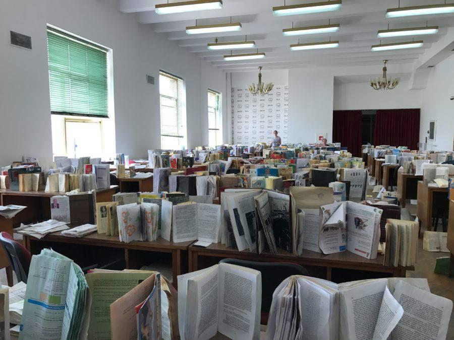 Tragjedia e Bibliotekes Kombtare - Qershor 2018