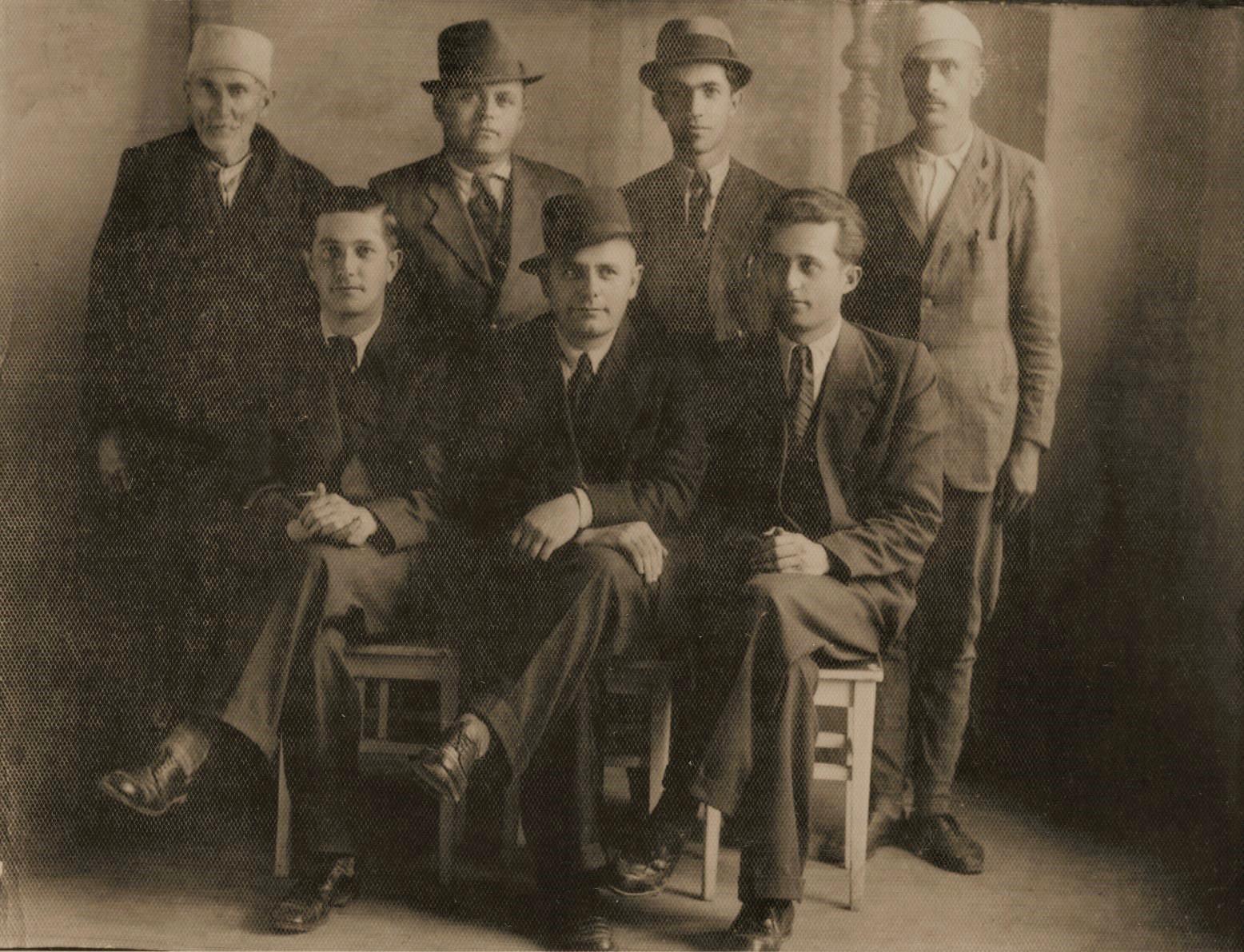 Administrata juridike e Gjilanit-Kosovë 1942