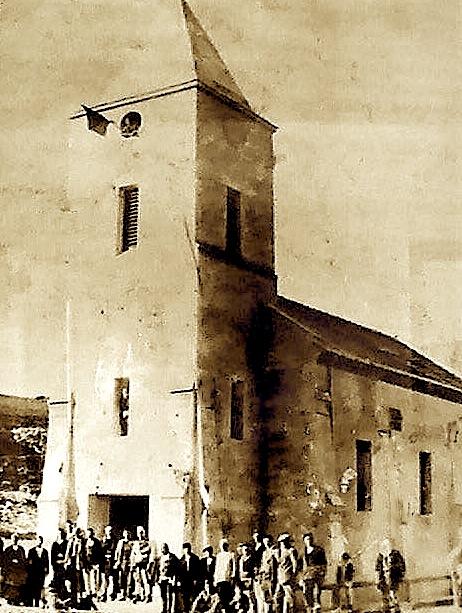 Kisha e Gucisë - 1932