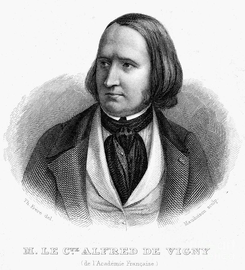 Alfred de Vigny 27 Mars 1797 – 17 Shtator1863