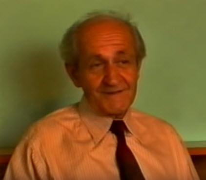 Profesor Kol Ashta (1918-1997)