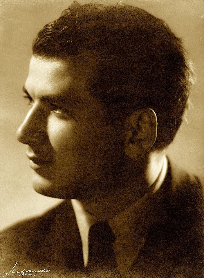 Lazër Radi - 1940