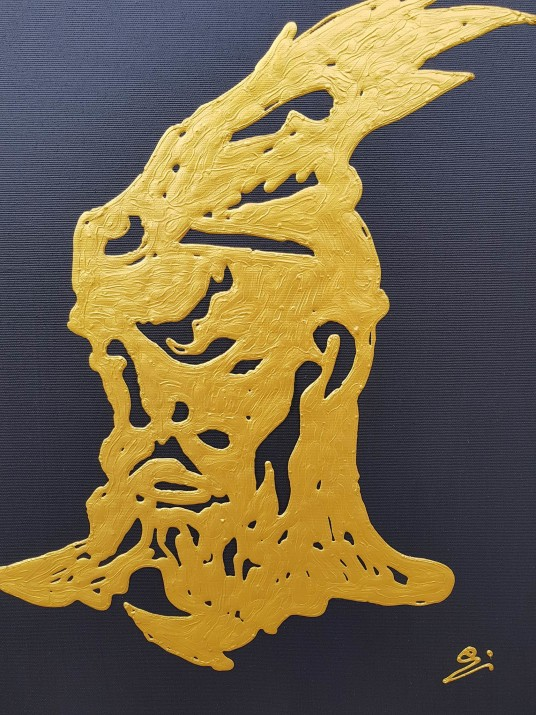 Gjovalin Paci - Figura e Skëndebeut