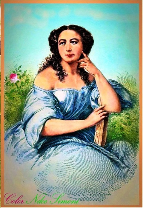 Dora d'Istria - Elena Gjika (1828-1888)
