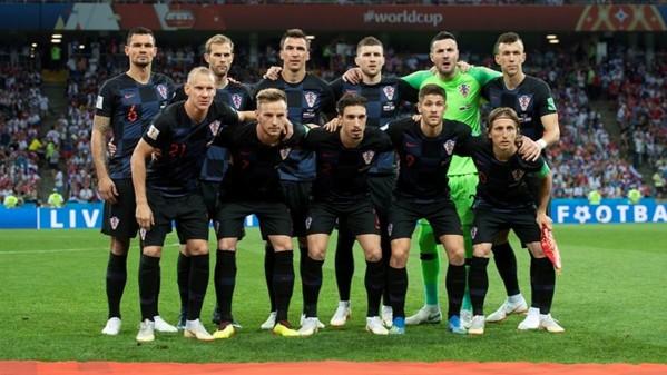 Kroacia - Botërori - Rusi 2018