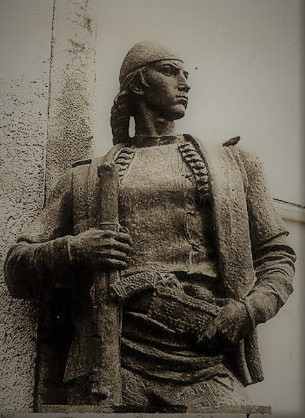 Busti i Shote Galicës