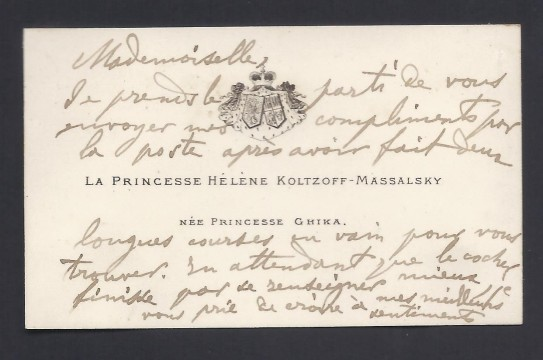 Dora d'Istria - Princess Koltsova Massalskaya - Ghica (1828-1888)