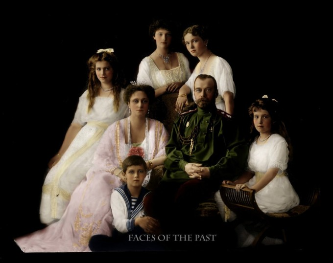 Romanovet - Familja Imperiale Ruse