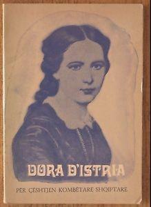 Dora D'Istria - Per ceshtjen shqiptare
