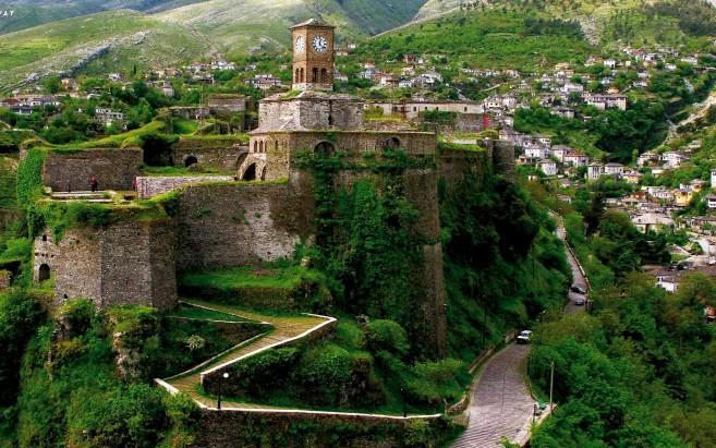 Kështjella e Gjirokastrës