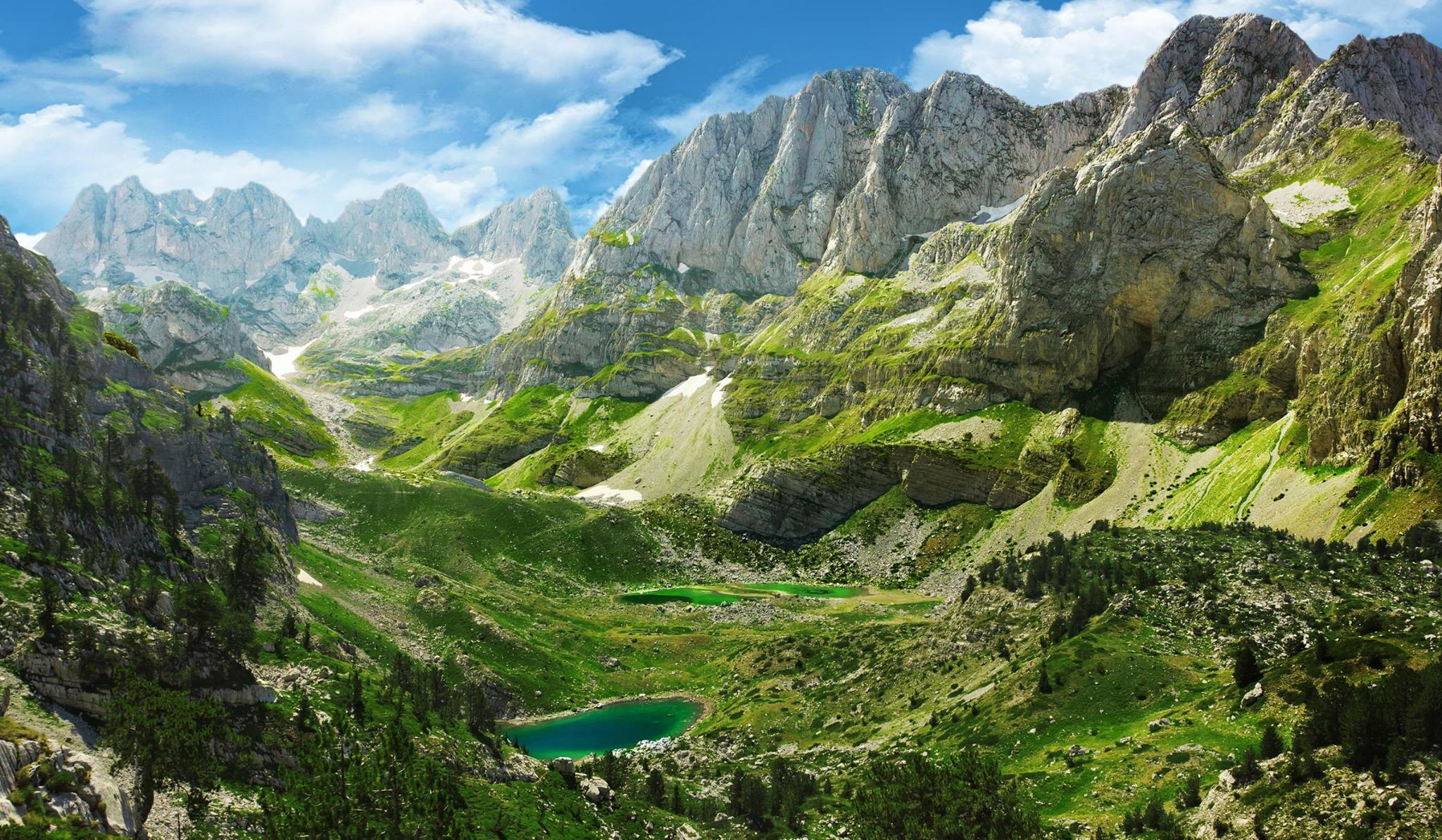 Magjia e Alpeve Shqiptare