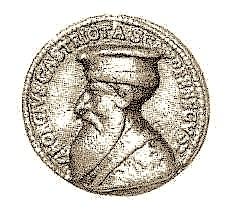 Medaljoni i Gjergj Kastriotit, me Nr. 67
