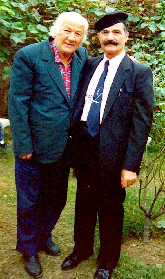 Lazër Radi dhe Marash Mërrnaçaj - Tiranë 1993