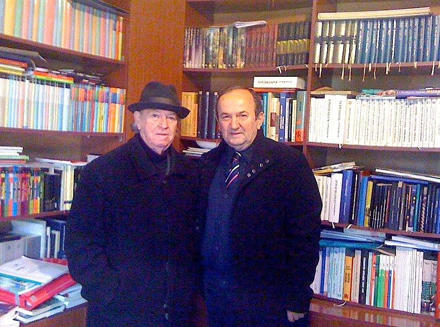 Hasan Lekaj dhe Engjëll Zerdelia - Shkodër 2015