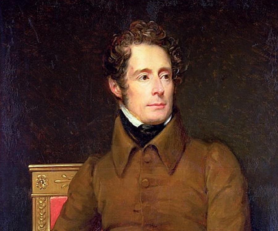 Alfons de Lamartine (1790-1869)