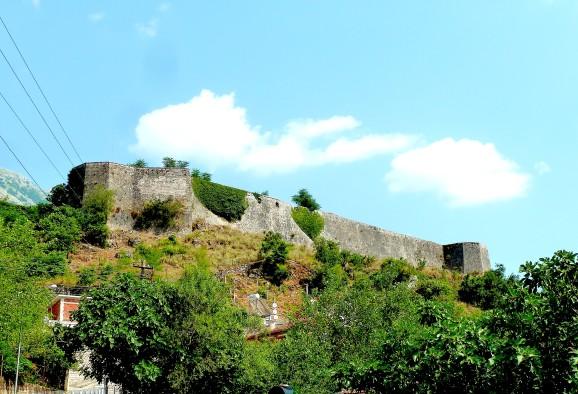 Kështjella e Libohovës