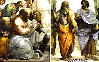 Figura e Pitagoras - në artin e Mesjetës
