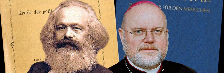 Karl Marx & Reinhard Marksi