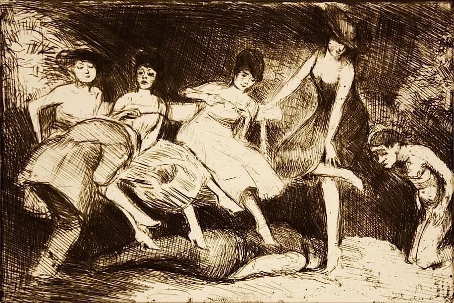 Bruno Shulz (1893-1942) - pikture
