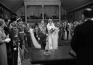 Martesa e Mbretit Zogu i Pare