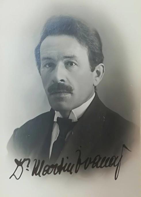 Dr. Martin Ivanaj (1888-1940)