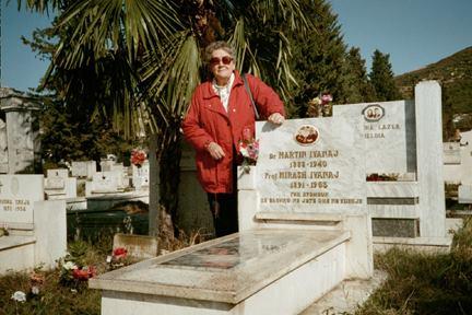 Drita Ivanaj - te varri i Vëllezërve Ivanaj