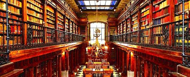 Biblioteca e Menéndez Pelayo