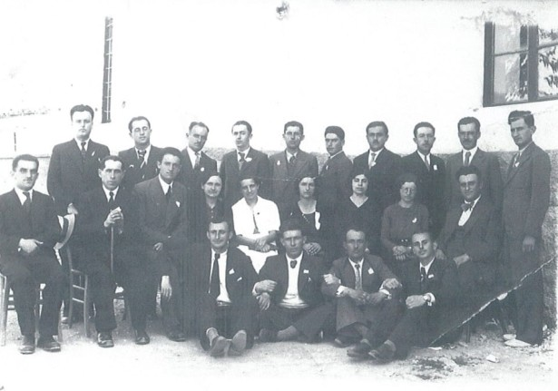 Arsimtarë të Reforës Ivanaj (1935)