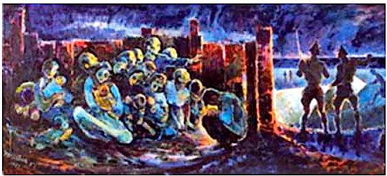 Shpetimi i Hebrejve Daneze