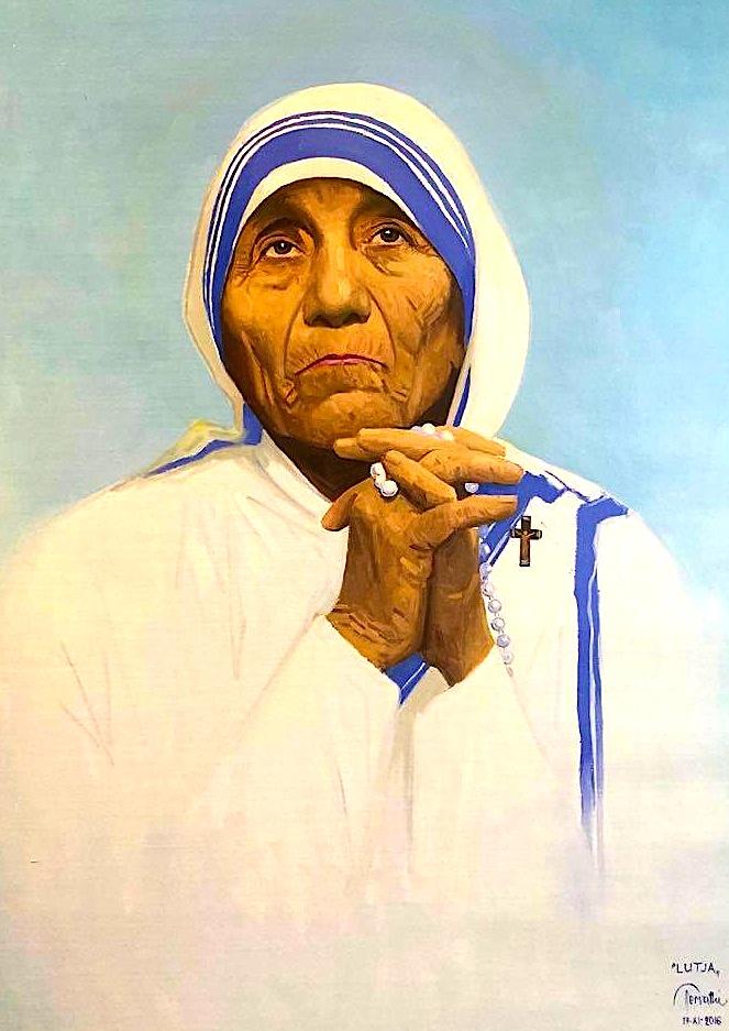 Nënë Tereza e Kalkutës - Pashk Përvathi