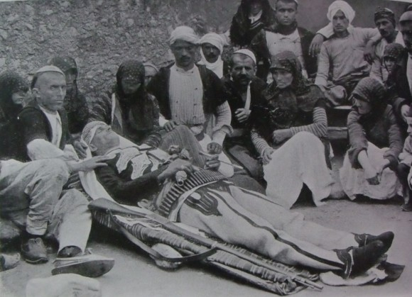 Kolë Maca - Ceremoni vdekjeje ndër shqiptarë