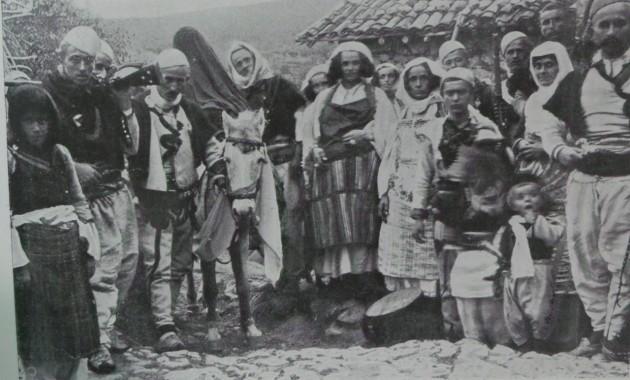 Kole Maca - Dasëm (nusja) ndër shqiptarët e veriut