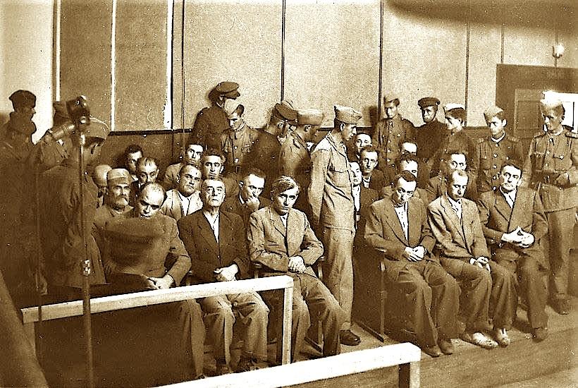 Gjyqet ku denohej ajka e inteligjences shqiptare