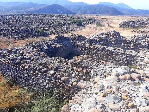 Kështjella e Vigut (Castrum Vig)
