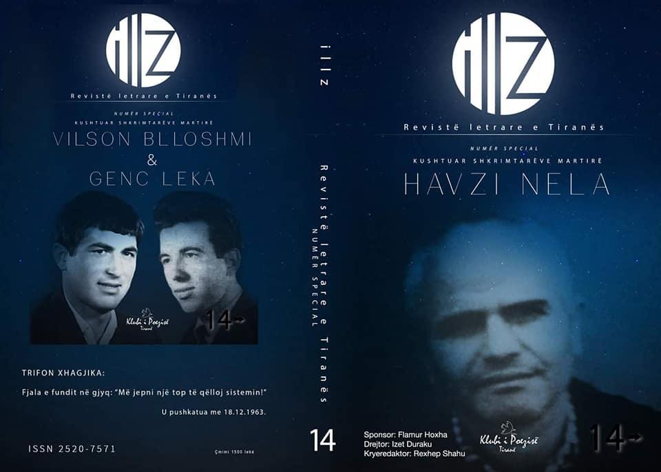 """""""Illz"""", Numri 14 - Revistë letrare e Tiranës"""