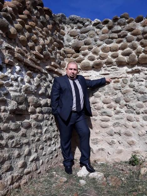 Paulin Z. Zefi te Kështjella e Vigut (Castrum Vig)