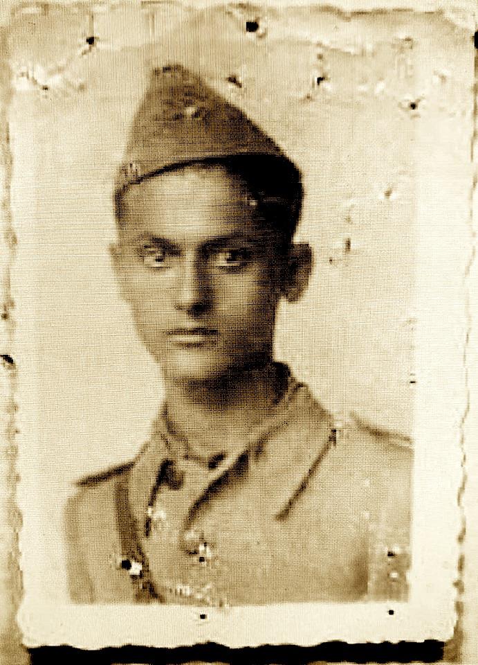 Kasem Trebeshina gjatë Luftës