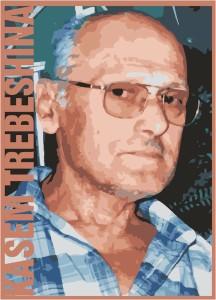 Kasem Trebeshina (1926-2017) - punim grafik A. Vataj