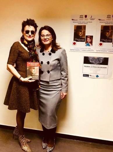 Ermira Xhomaqi - Godo dhe Klara Buda - 9 Nentor 2018