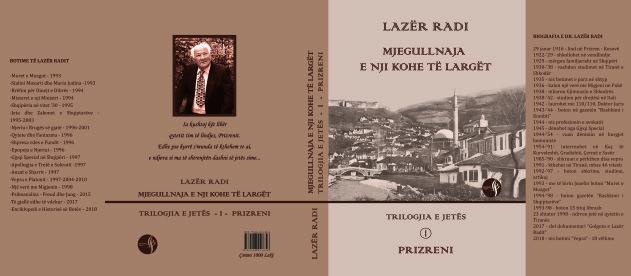 """Lazër Radi - """"Mjegullnaja e nji kohe të Largët"""" - Prizreni"""