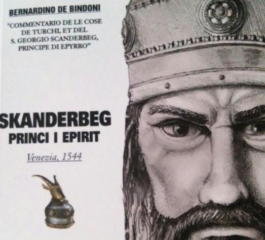 """Paolo Jovio – """"Skanderbeg, Princi i Epirit"""", (1544)"""