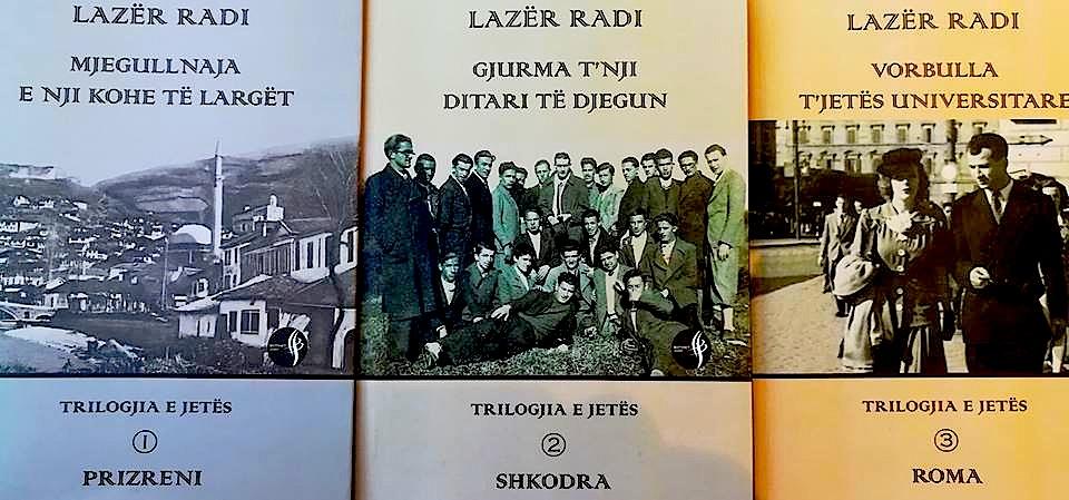 """Lazër Radi - """"Trilogjia e Jetës"""""""