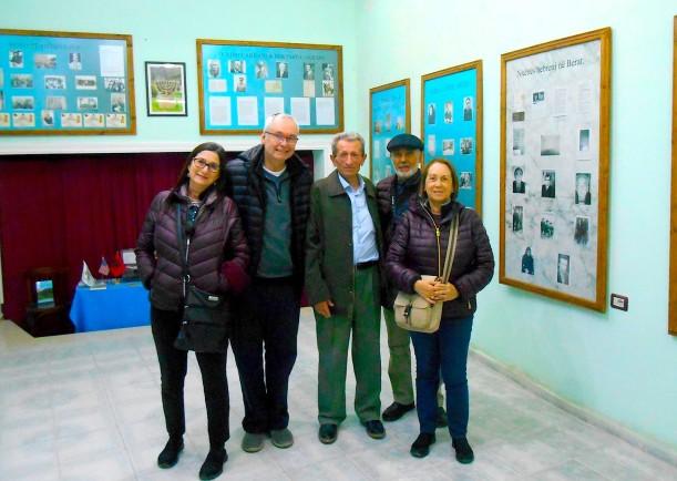 """Vizitorë në Muzeun """"Solomon"""" në Berat"""