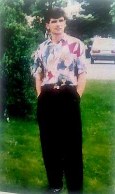 Vëllai Kemajl Salihaj, vrarë me 13 prill 1999, vetëm 30 vjeç