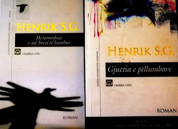 Dy vepra të autorit Henrik S. G.
