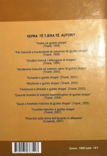 Kolec Topalli - Evoluvioni Historik i Përemrave të Shqipes
