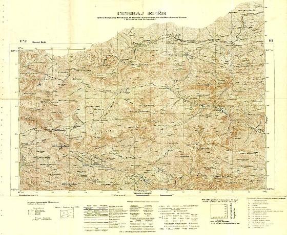 Hartë: Curraj Epër 1930